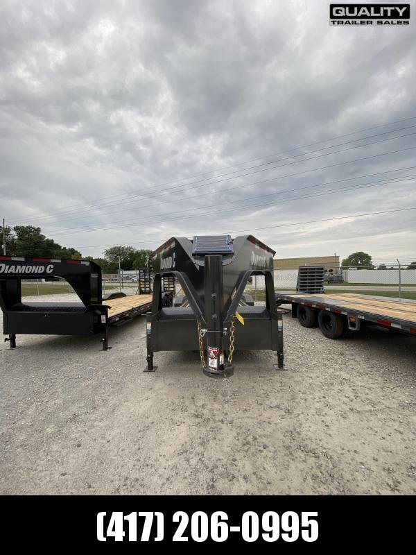 2020 Diamond C Trailers EQT Equipment Trailer 24X82 14K