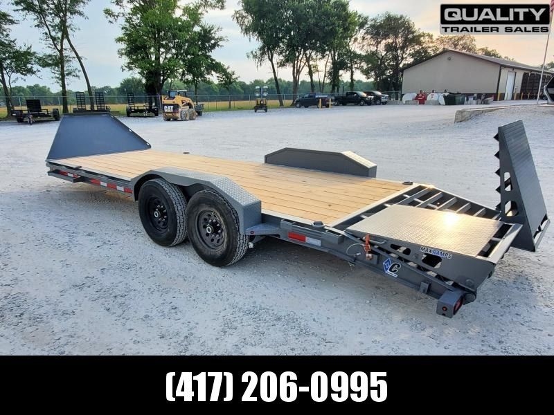 2020 Diamond C Trailers LPX Equipment Trailer 22X82 14K w/15# I-Beam