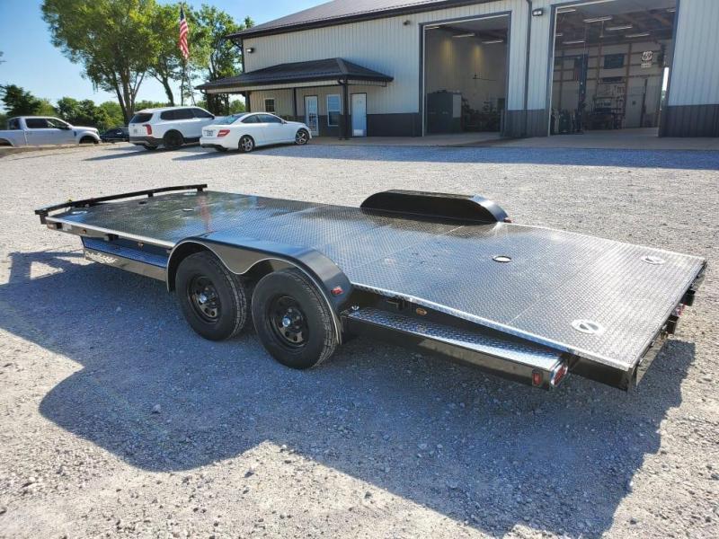2021 102 Ironworks Challenger Car Hauler 20x83 7K