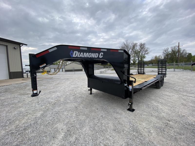 2021 Diamond C Trailers LPX Equipment Trailer 20K 22X82