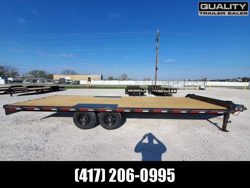 2021 Diamond C Trailers DEC Equipment Trailer 24X102  14.9K