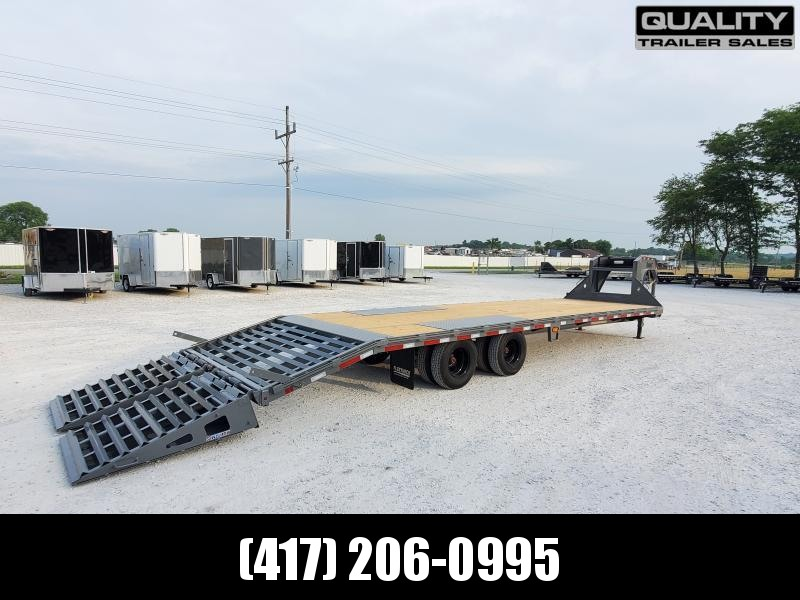 2020 Diamond C Trailers FMAX210 32x102 10K Axles w/ Max Ramps