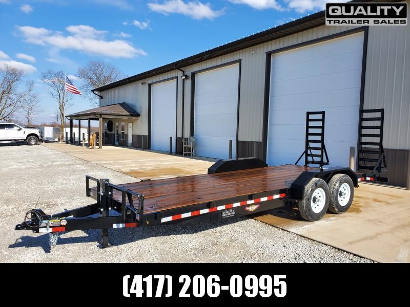 2019 H and H Trailer 82X18+2 IL 14K