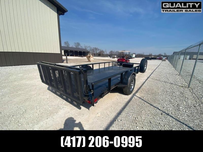 2021 Diamond C Trailers PSA Utility Trailer 14X77 5K