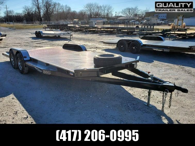 2020 102 Ironworks Challenger Car Hauler 20' 10K
