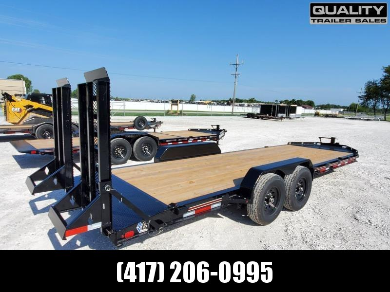 2020 Diamond C Trailers LPX Equipment Trailer 22X82 14K