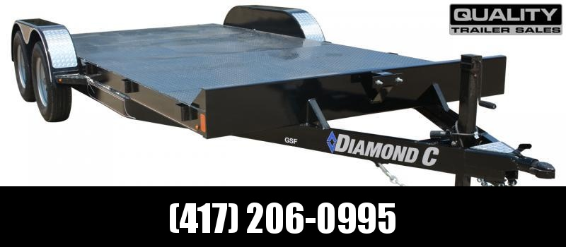 2020 Diamond C Trailers GSF Car / Racing Trailer 20X82 10K