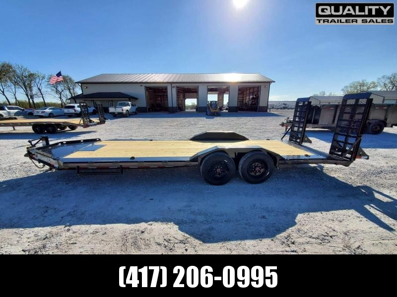 2021 Diamond C Trailers LPX Equipment Trailer 22X80 18K