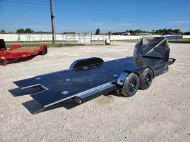 2021 102 Ironworks Eliminator Car Hauler 20x83 107