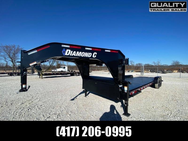 2021 Diamond C Trailers LPX Equipment Trailer 26x82 14K