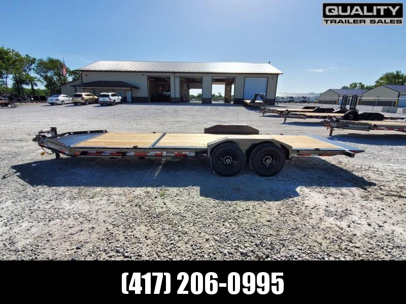 2020 Diamond C Trailers HDT Equipment Trailer w/ Dampened Tilt 22X82 14K