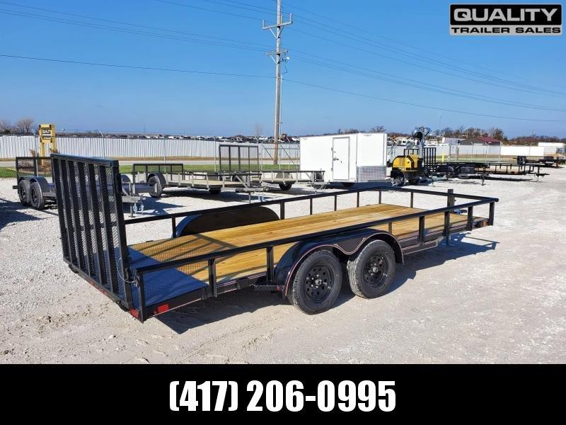 2021 Diamond C Trailers GTU Utility Trailer 18x83 7K