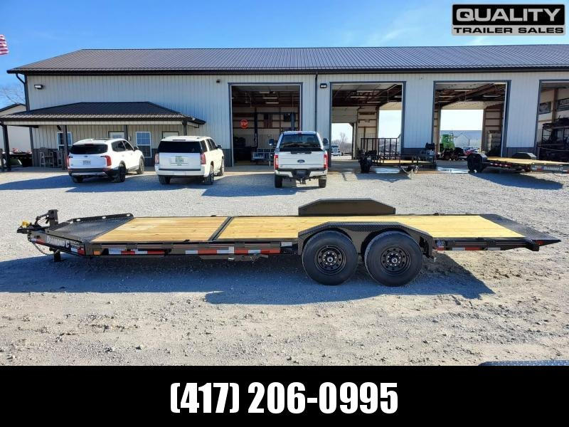 2021 Diamond C Trailers HDT Equipment Trailer  22x82  14K