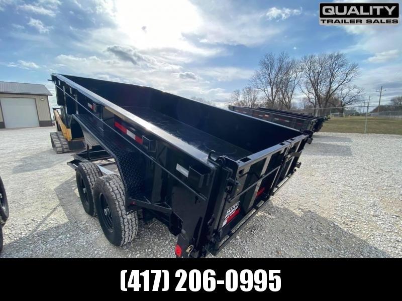 2021 Diamond C Trailers LPD Dump Trailer 14X82 14K