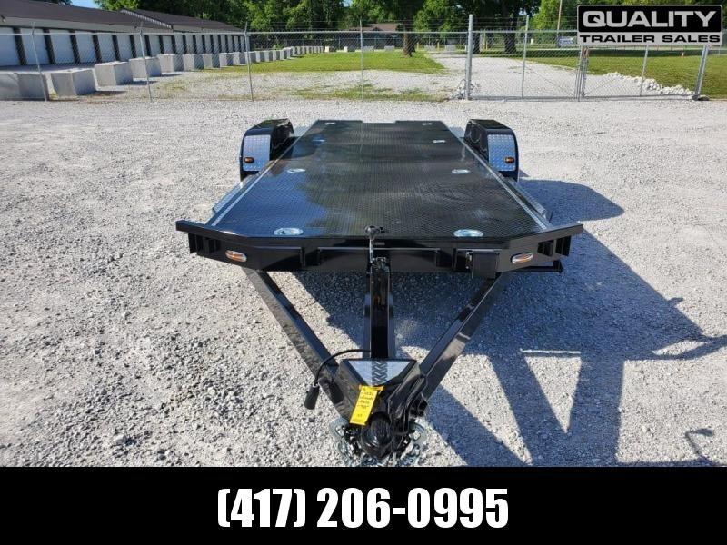 2021 102 Ironworks Eliminator 20' Heavy Car Hauler 20x83 10K