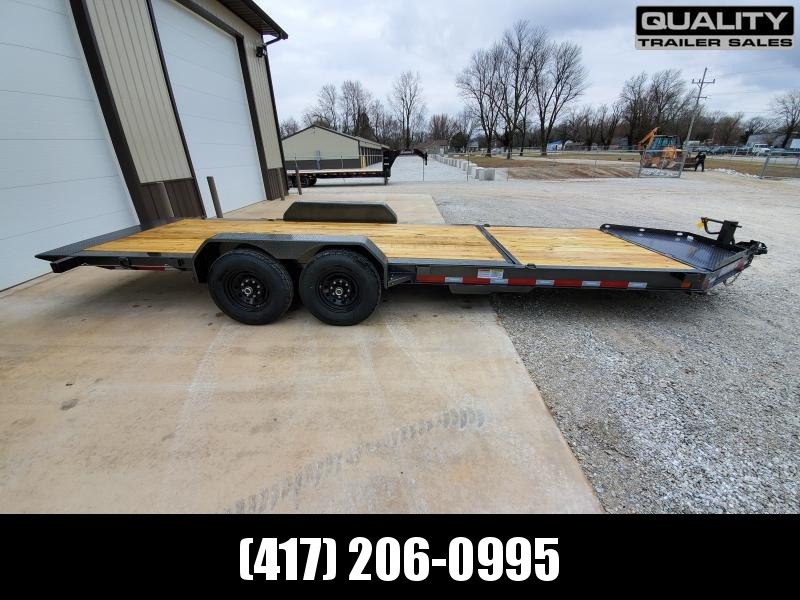 2020 Diamond C Trailers HDT Equipment Trailer 22x82 14K