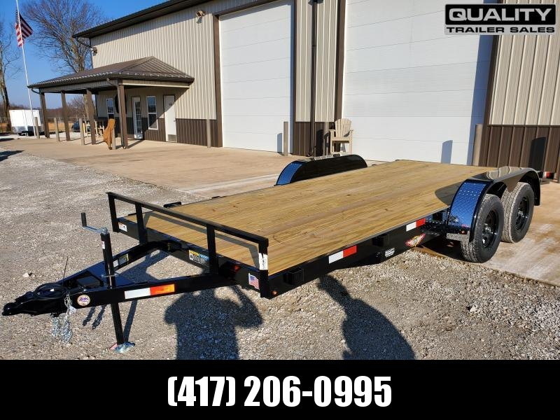 2020 H and H Trailer 82X16+2 GENERAL DUTY 7K DOVE