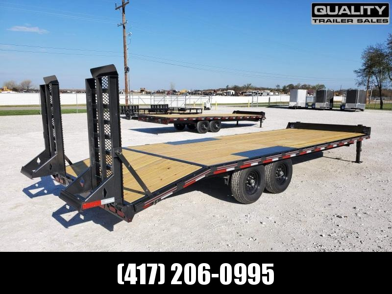 2021 Diamond C Trailers DEC Equipment Trailer 24X102 14.9K