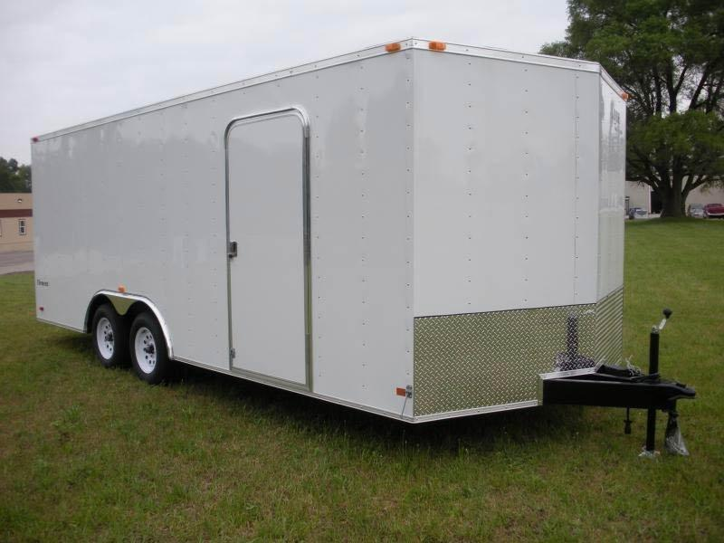 2022 Look Trailers LSCBC8.5X20TE2FF Enclosed Cargo Trailer