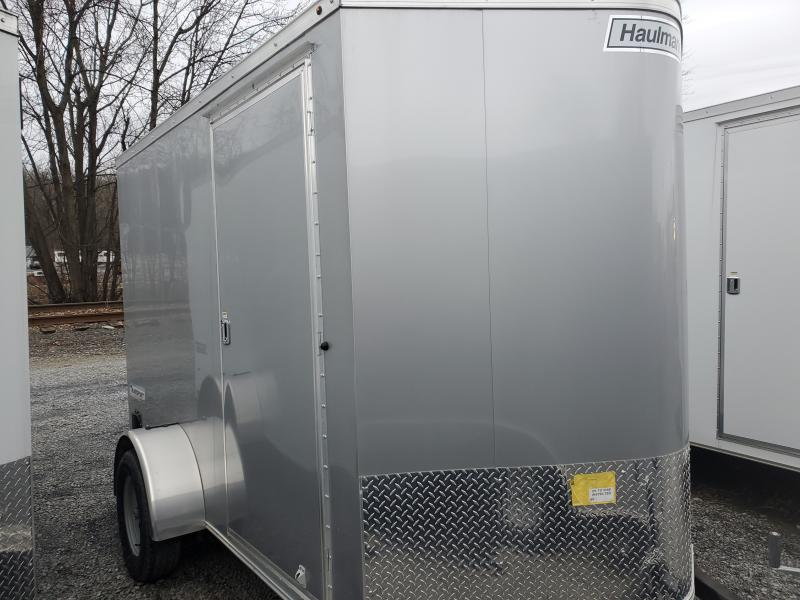 2019 6 X 10  Haulmark TRANSPORT V NOSE Enclosed Cargo Trailer