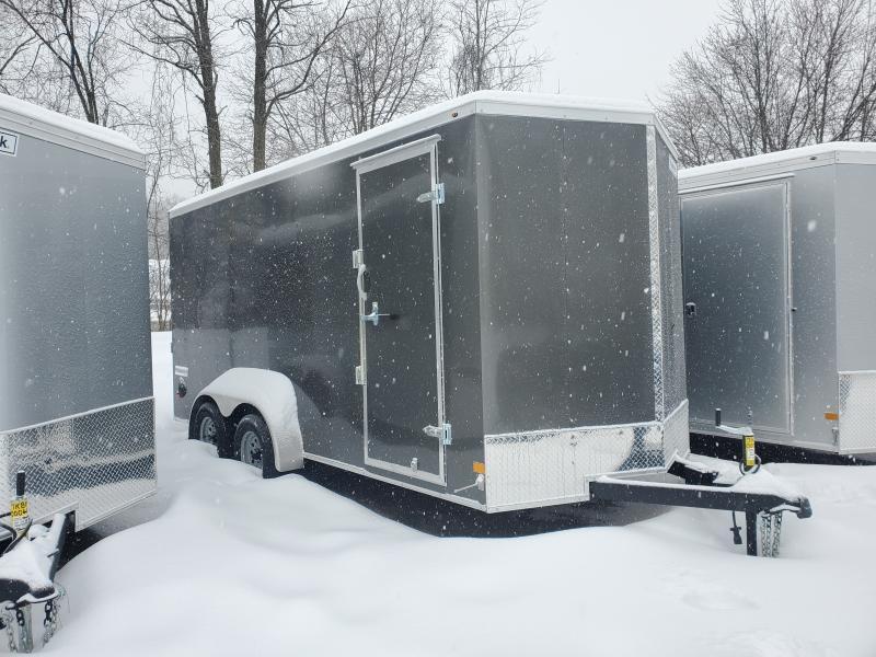 2021 Haulmark PASSPORT 7 X 16 ENCLOSED 7K Enclosed Cargo Trailer