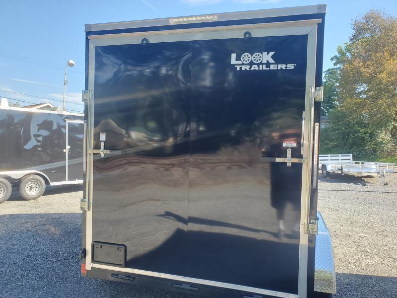 2022 Look Trailers 7 X 12 ELEMENT SE Enclosed Cargo Trailer