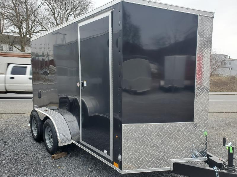 2021 Look Trailers LSCBC6.0X12TE2FF Enclosed Cargo Trailer