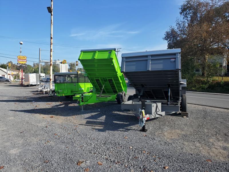 2022 Bri-Mar DT714LP-LE-14 Dump Trailer