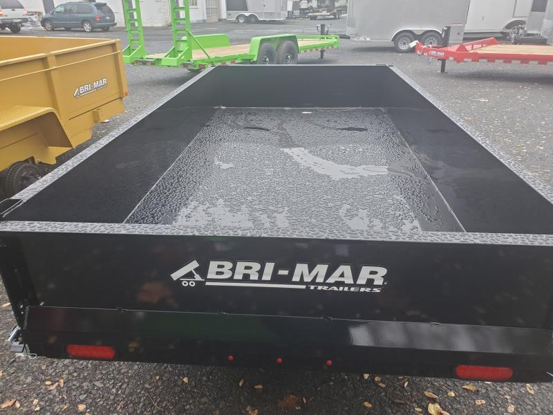 2021 Bri-Mar DTR510LP-5 Dump Trailer