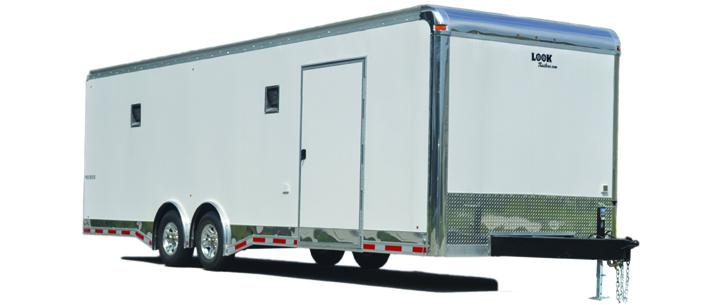 2020 Look Trailers PLRT8.5X28TE4 Car / Racing Trailer