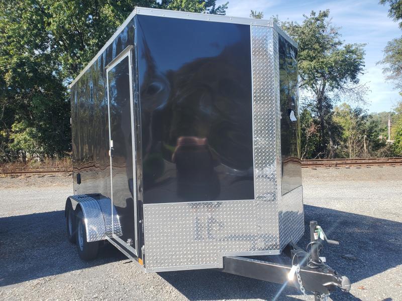 2022 Look Trailers ELEMENT SE 7 X 12 Enclosed Cargo Trailer