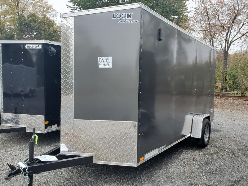 2021 Look Trailers LSCBC6.0X14SI2FF Enclosed Cargo Trailer
