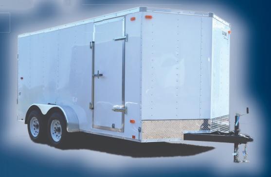 2021 Look Trailers STLC7X14TE2 Enclosed Cargo Trailer