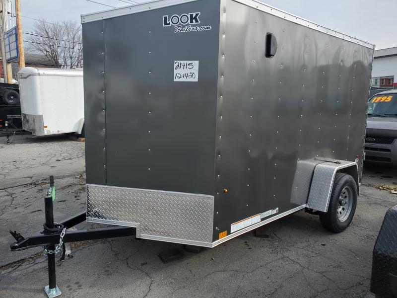 2022 Look Trailers 6 x 10 Enclosed Cargo Trailer