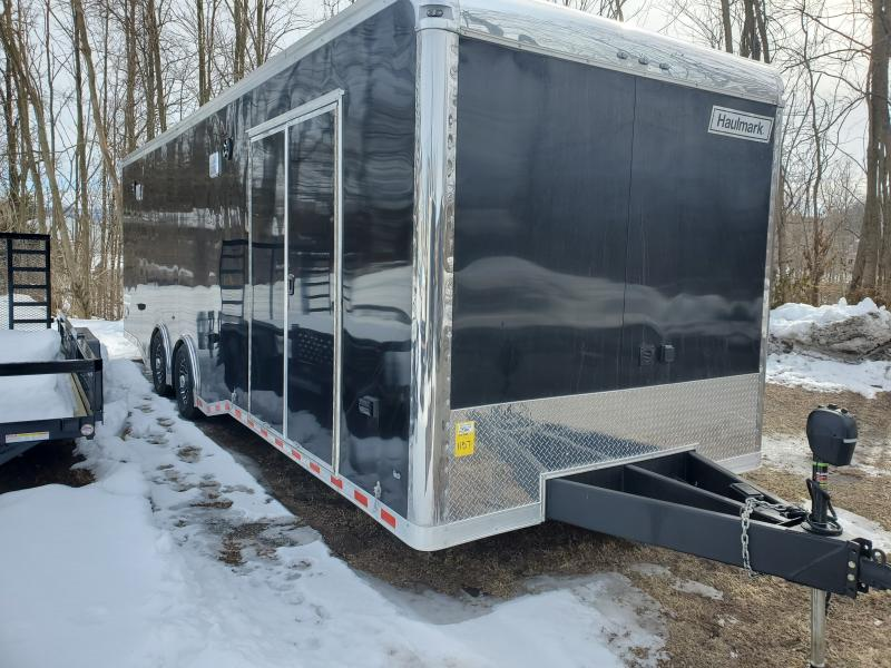 2021 Haulmark EDGE RACE TRAILER 8.5 X 28 12K Car / Racing Trailer