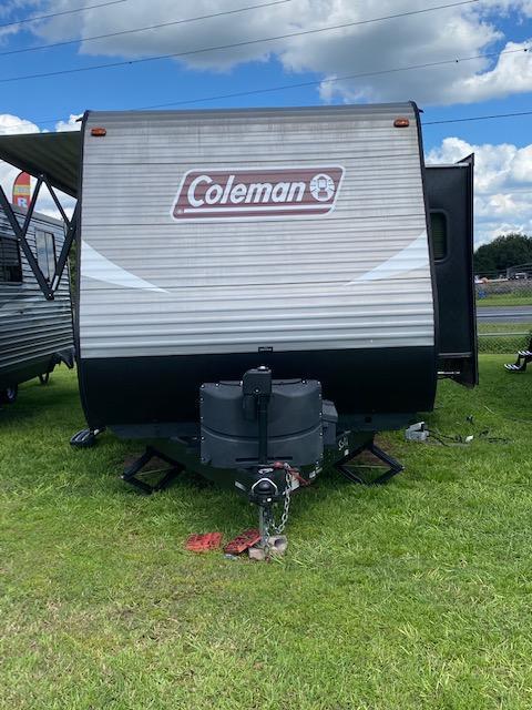 2018 Coleman Lantern 300 TQ Toy Hauler RV