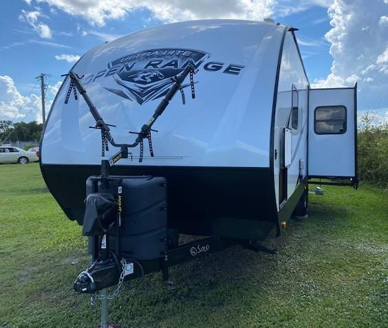 2020 Open Range Ultra Lite LITE M2410 RL Travel Trailer RV