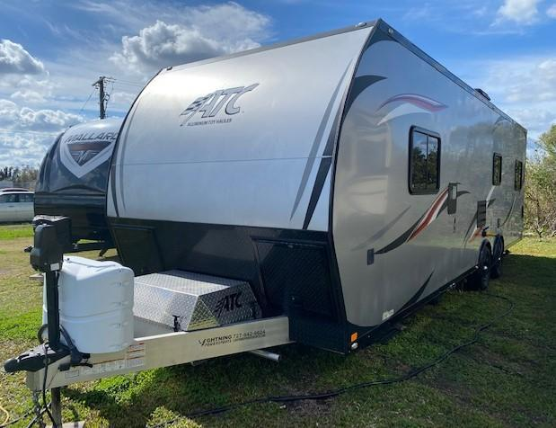 2017 ATC M - 8528 Toy Hauler RV