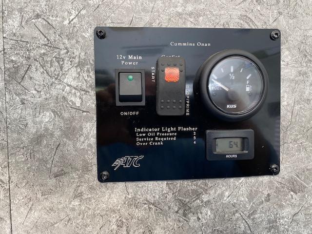 2017 ATC M - 8528 Toy Hauler RV