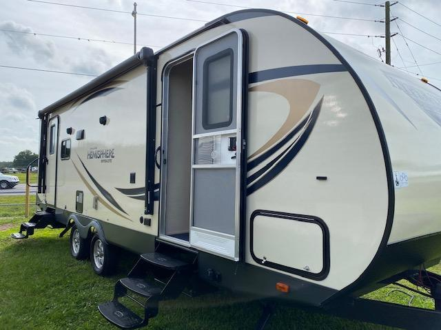 2018 Cherokee Salem Hemisphere Hyper-Lyte M 26 RLHL Travel Trailer RV