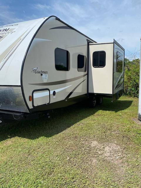 2017 Coachmen Freedom Express 248 RBS Travel Trailer RV