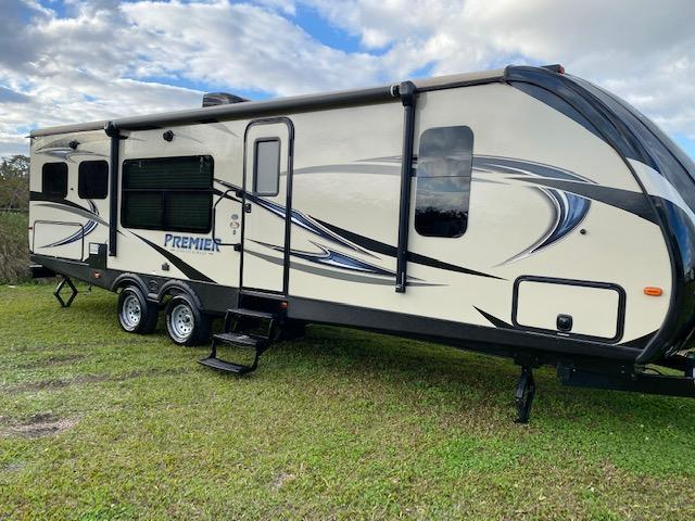 2017 Keystone RV Premier 29RKPR Travel Trailer RV