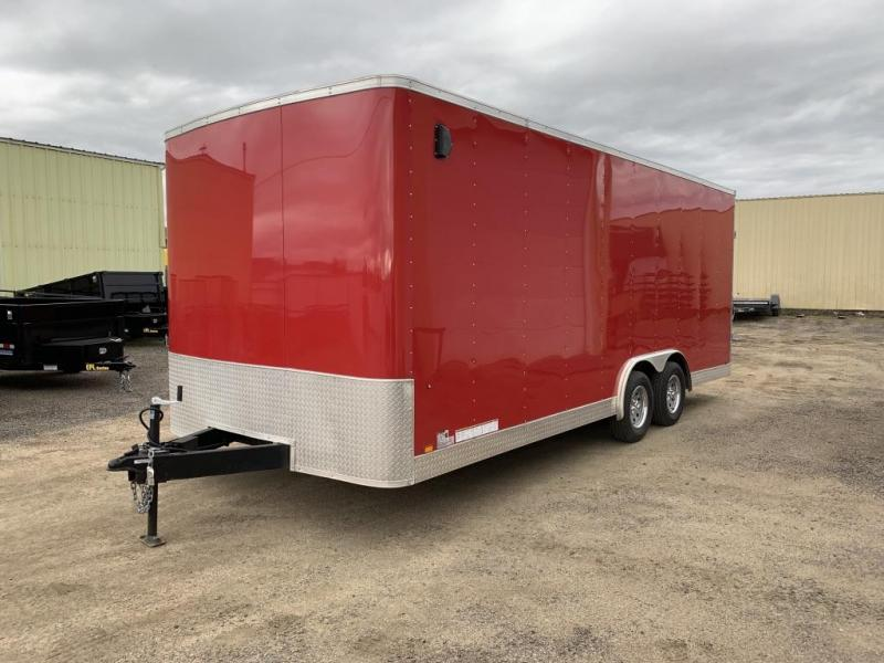 2020 Pace American 8.5X20 7K Enclosed Cargo Trailer