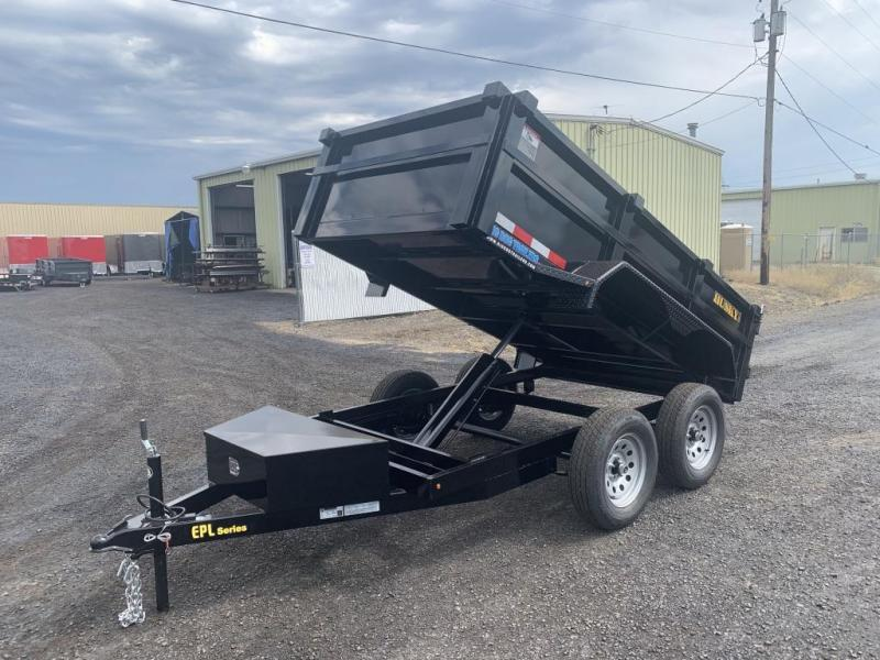 2019 Big Dog DT510 Dump Trailer