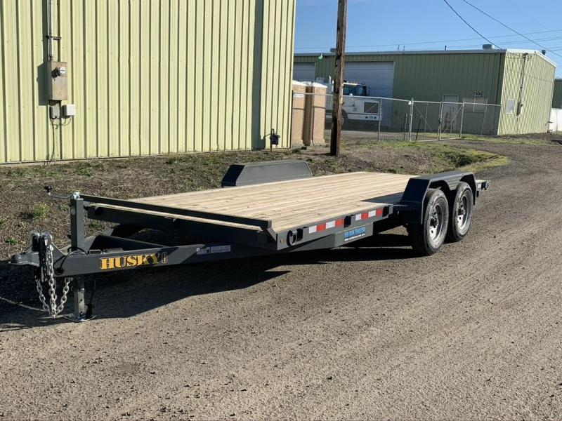 2019 Big Dog HK718RG Flatbed Trailer