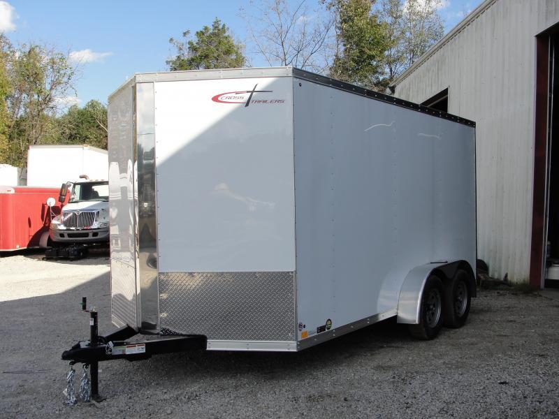 2019 Cross Trailers 714TA Enclosed Cargo Trailer