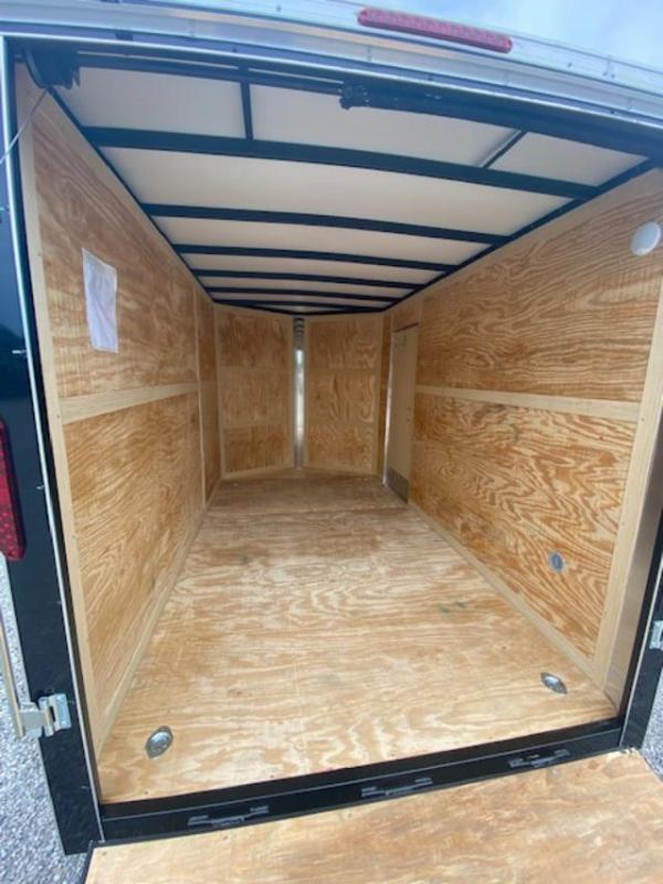 2021 Homesteader Inc. 712IT Enclosed Cargo Trailer