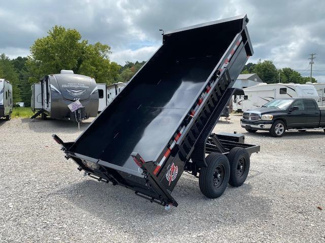 2021 Homesteader Inc. 712HX Dump Trailer