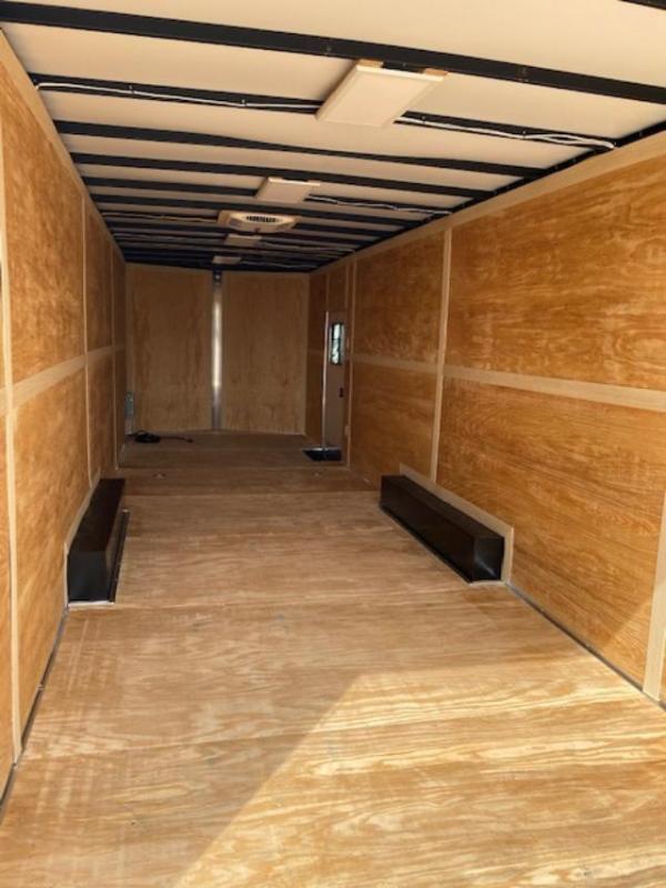 2020 Homesteader Inc. 828IT Enclosed Cargo Trailer