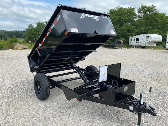 2021 Homesteader Inc. 508MX Dump Trailer